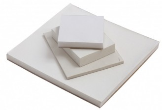 Paduri de Mixare din hartie plastifiata, 8.75 x 12.5cm (100 buc)