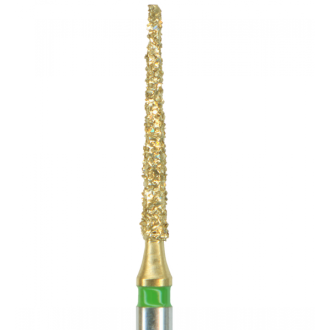 Freza diamantata ABACUS con cu varf rotunjit Z850-FG