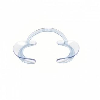 Retractor bucal transparent pentru adulti/copii