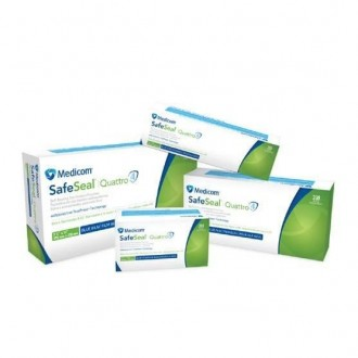 Pungi sterilizare autosigilante Medicom 70x229mm