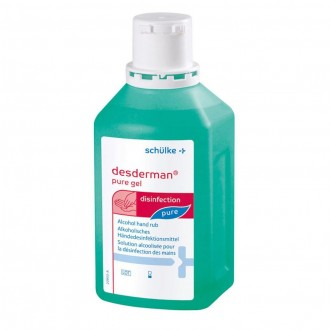 Desderman Puregel 500 ml